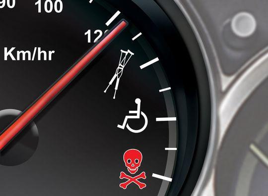 В Госдуме против ужесточения наказания за превышение скорости на величину более 130 км/ч