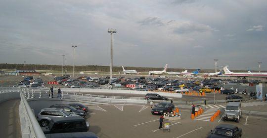 У аэропорта «Домодедово» появится парковка почти на 1200 мест