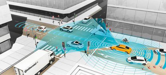 ГИБДД хочет наказывать за ДТП с беспилотными авто