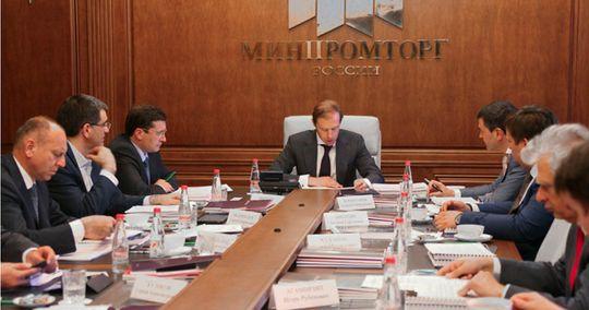 Минпромторг поставил задачу удержать продажи автомобилей в 2016 году на уровне прошлого года