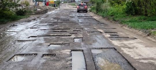 О российских дорогах нелестно заговорили на всех уровнях власти