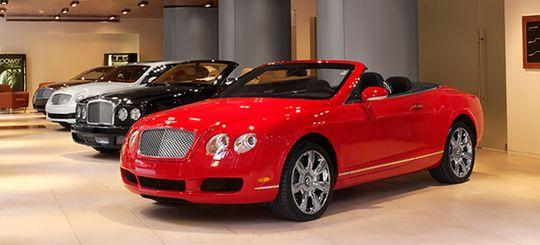 Список облагаемых налогом на роскошь автомобилей может быть сокращен