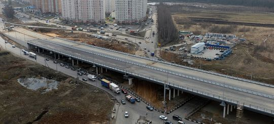 «Автодор» намерен заключить с ООО «Юго-восточная магистраль» концессионное соглашение по IV секции ЦКАД