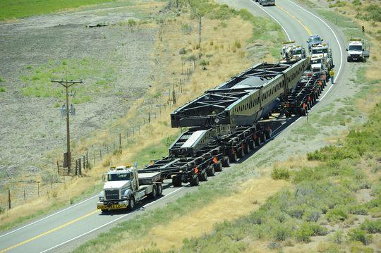В Госдуме одобрили отмену транспортного налога для тяжёлых грузовиков