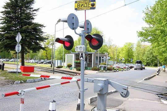 В Госдуме одобрили установку камер на ж/д переездах