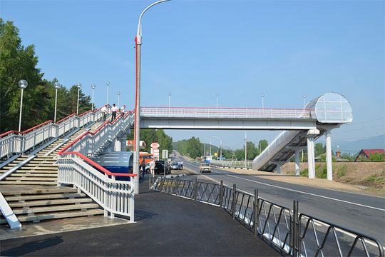 МВД России предлагает отказаться от надземных пешеходных переходов