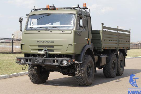 К 2025 году КамАЗ намерен начать выпуск грузовиков-беспилотников