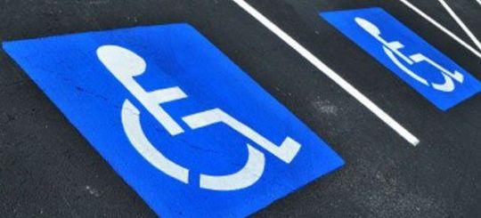 10% парковочных мест в Подмосковье будет отдано инвалидам