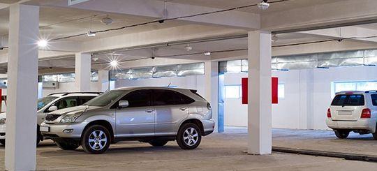 С 2017 года можно будет оформлять в собственность машино-места на парковках