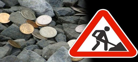 Некоторым россиянам разрешили самостоятельно финансировать ремонт дорог