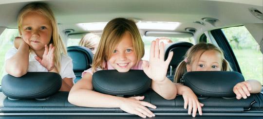 МВД РФ: автокресла и ремни безопасности останутся обязательными при перевозке детей