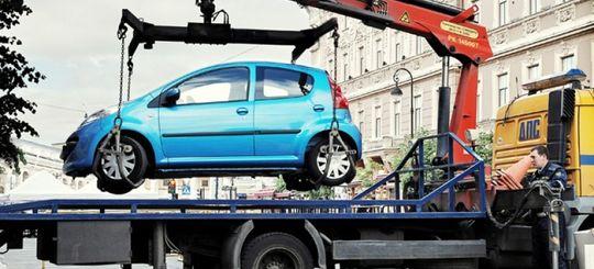 Количество эвакуаций автомобилей в Москве снизилось на 11%