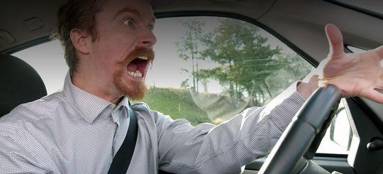 Повторно «агрессивных» водителей предложили отправлять на принудительные работы