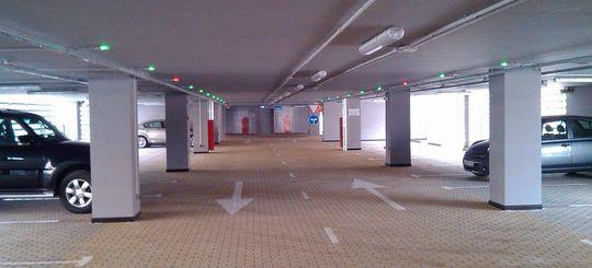 Парковочные места в зданиях стали недвижимостью