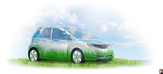 В России хотят ввести систему «эко-маркировки» автомобилей