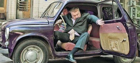 Минфин предложил запретить чиновникам арендовать мощные автомобили