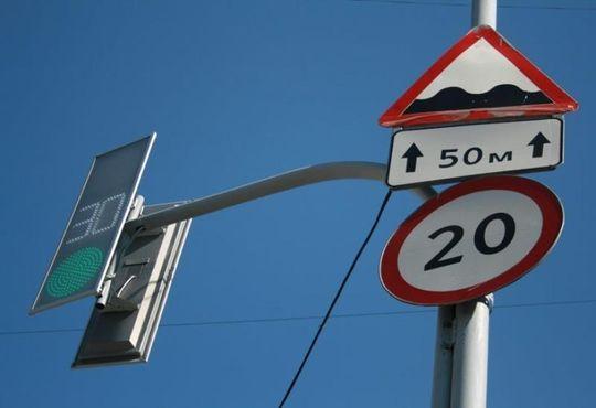 ЦОДД планирует оформить всю столицу более современными светофорами