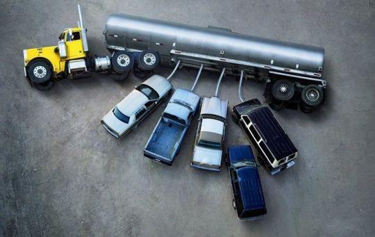 Ввозные пошлины на комплектующие для автомобилей на газу отменены