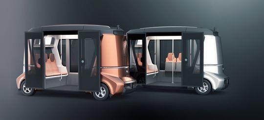 В России разработан концепт беспилотного коммерческого транспорта будущего MATRЁSHKA