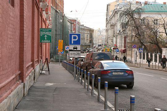 В Москве готовится очередная «парковочная реформа»