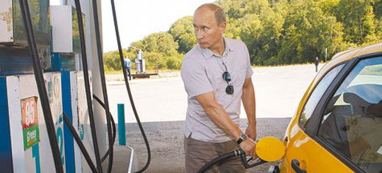 Аналитики: рост цен на бензин — вина Правительства РФ