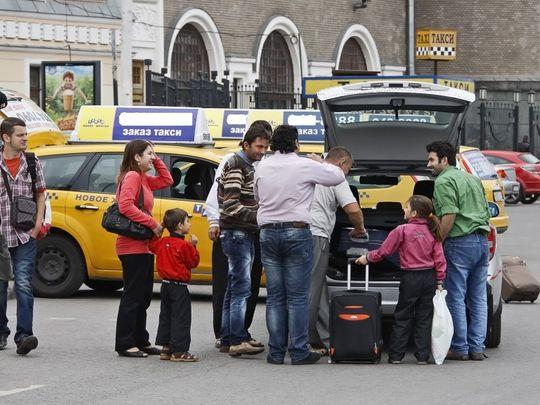 В Москве могут ввести единые тарифы на поездки в такси до мест массового скопления людей