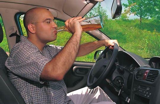 В Москве посчитали тех, кто водит машину в состоянии опьянения
