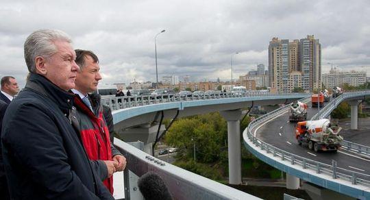 В Москве создадут интерактивную карту дорожно-транспортной инфраструктуры