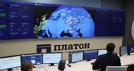 Росавтодор создаст в России единую транспортно-логистическую систему на базе «Платона»