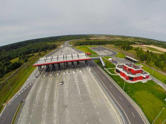 К 2020 году на трассе М11 запустят тестовое движение беспилотных грузовиков