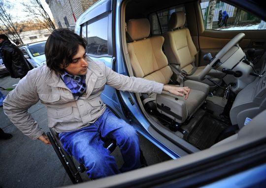 В Госдуме против отмены транспортного налога для инвалидов