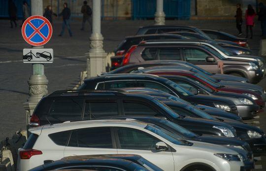 В Подмосковье наблюдается резкий дефицит парковок