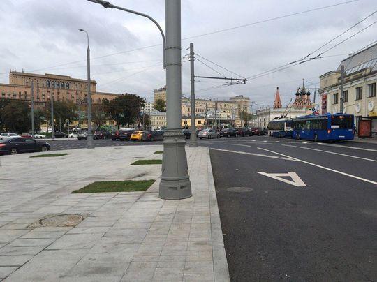 В центре Москвы появятся новые выделенные полосы в 2017 году