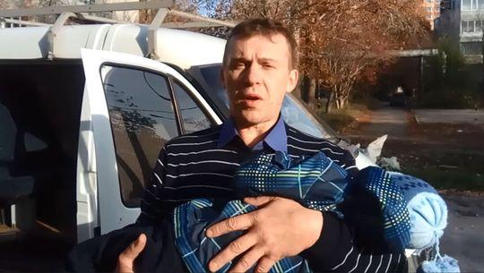 Водителя из Ульяновска оштрафовали за перевозку лежачего сына-инвалида без кресла