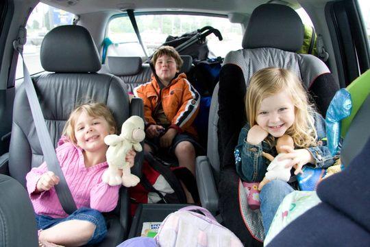 Комитет Госдумы выступил против лишения водительских прав за оставление детей в машине