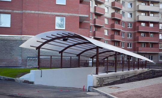 Все дома в Подмосковье будут строить с учетом нормы парковок