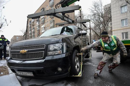 В Госдуме предложили приравнять незаконную эвакуацию к угону