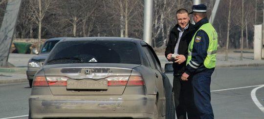МВД предложило ввести штрафы за отсутствие предупреждающих знаков на автомобилях