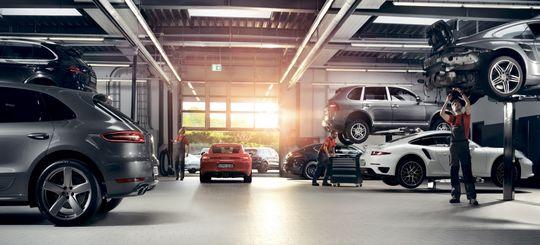 Автокомпании обяжут открывать сервисные центры во всех регионах
