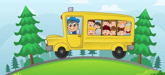 МВД Тюменской области предложило оснащать «мигалками» автобусы для перевозки детей