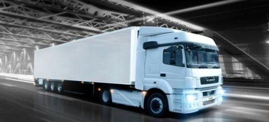 Водители станут лишними: в 2035 году по дорогам поедут грузовики-беспилотники