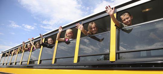 Новые правила автобусных перевозок детей вступят в силу 1 июля 2017 года