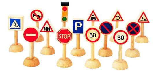 Стало известно, какие именно дорожные знаки уменьшенного размера установят в Москве