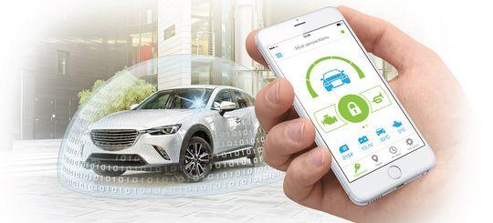 В России может появиться своя сервисная информационно-телематическая платформа для автомобилей