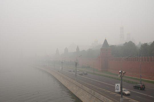 Роспотребнадзор признал автотранспорт главным источником загрязнения в городах