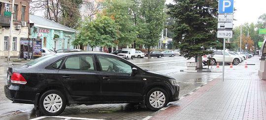 Платные парковки  оказались убыточным проектом в городах России