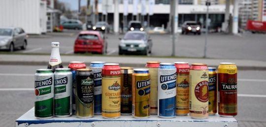 В России хотят снять запрет на продажу алкоголя на АЗС
