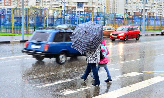 Правительство одобрило увеличение штрафа за непропуск пешехода