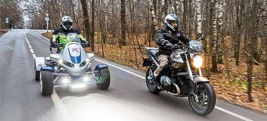 Москвичей могут научить водить мотоциклы и квадроциклы на базе МУП «Мосгортранс»