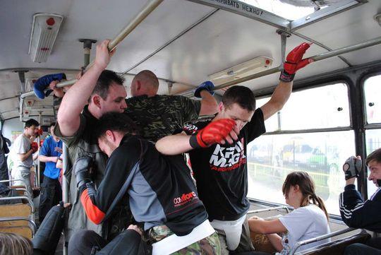 Профильный думский комитет одобрил законопроект о хулиганстве на транспорте